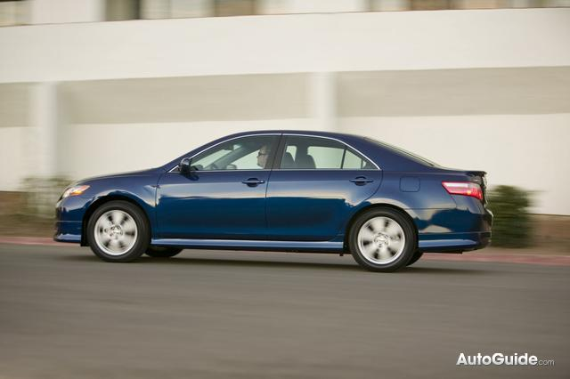 toyota camry 2012 model. The current Camry was last