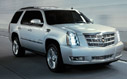 The Cadillac Escalade Ranked First For Vehicle Satisfaction