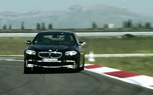 2012 BMW M5 Testing in Miramas, France [Video]