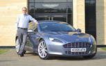 Aston Martin CEO To Auction His Personal Rapide For Japan Relief Efforts