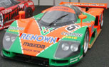 Mazda 787B Returning To Le Mans After 20 Years