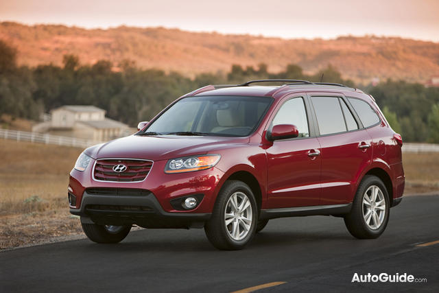 2010 Hyundai Santa Fe Recalled For Transmission Failure