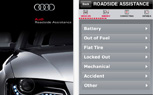 Audi Introduces Roadside Assistance App for Smartphones