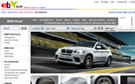 BMW First Automaker to Open eBay Store