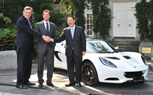 Lotus Looking to Partner With a Major Automaker Says Company CEO