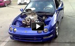 RWD, Supercharged Big-Block Acura Integra: Finally, A Fast Honda