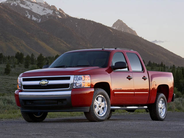 GM May Reduce Production Of Pickup Trucks