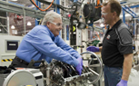 Rick Hendrick Builds His Own Corvette Engine