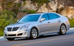Hyundai Equus Earns 2011 IIHS Top Safety Pick Award
