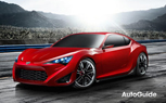 Toyota, Subaru FT-86 Variants to Bow at Tokyo Auto Show in December