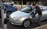 Ford Figures Out The Best Place For An Electric Charging Port