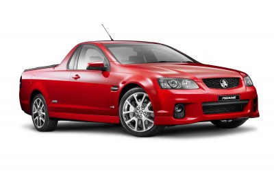 2011 Holden Commodore VE Series II Redline SSV Ute