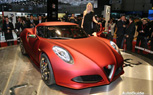 Alfa Romeo 4C Rumored to Spawn Abarth, Maserati Versions?