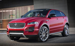 Jaguar Crossver Due in 2014