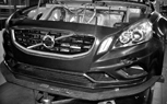 K-Pax Racing Teases New Volvo S60 Body in Exposed Carbon Fiber