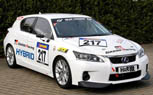 Lexus CT200h to Compete in Nurburgring Race This Weekend