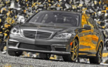 "2012 Mercedes S-Class Future Tech: ""Magic Body Control"" Sees the Road Ahead"