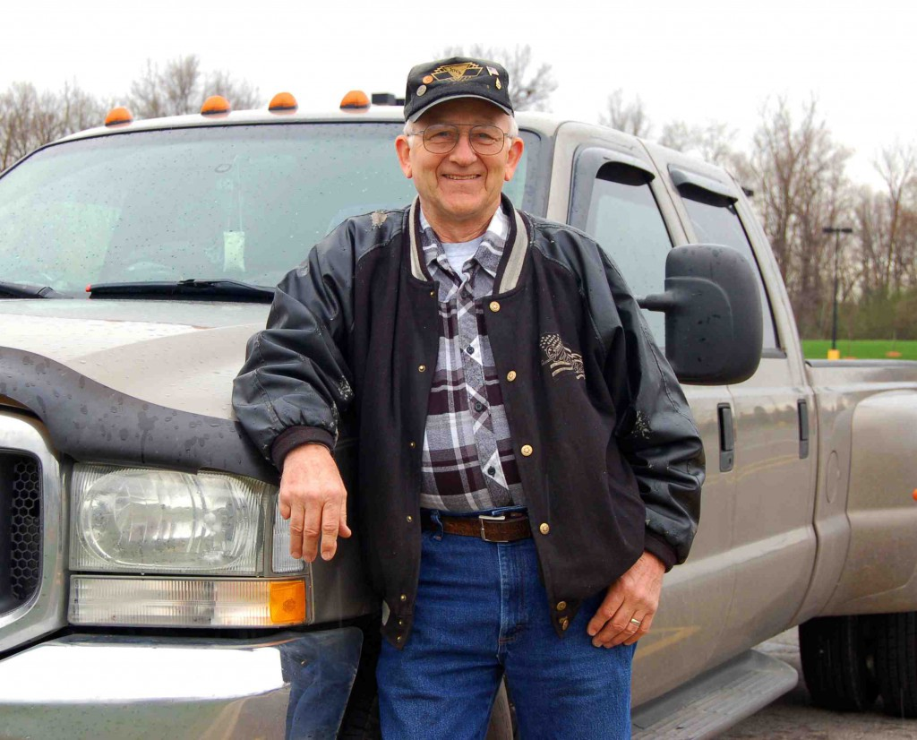 Retired ford f 350 owner reaches mileage landmark autoguide com news