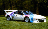 Frank Stella Painted BMW M1 Art Car Headed To Auction