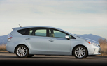 Toyota Prius V Still On Track for Fall U.S. Delivery