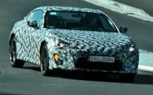 Toyota FT-86 / Scion FR-S Spied Sans Wing [Video]