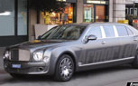 ArmorTech Motors Offering Stretched Bentley Mulsanne Option