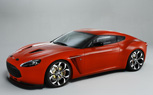 Aston Martin V12 Zagato Revealed; Custom Exotic to Compete at Nurburgring 24 Hr Race