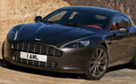 Aston Martin Rapide S Coming, Equipped With 510-hp From DBS