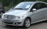 2012 Mercedes-Benz B-Class To Debut At Frankfurt Auto Show