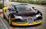Bespoke Bugatti Veyron Pushes Boundaries Of Taste
