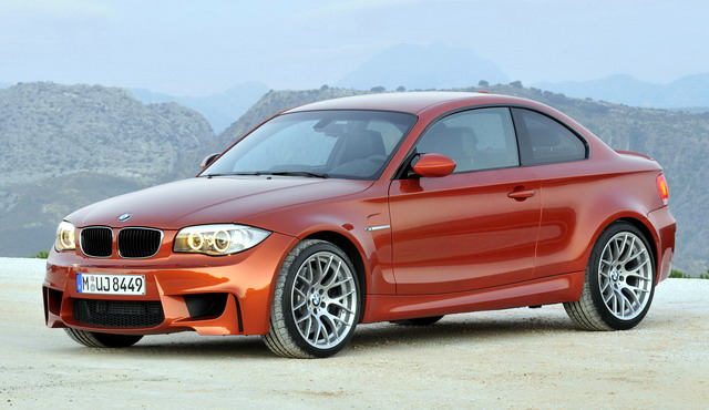 BMW 1-Series M Coupe To Be Produced For 2011 Only