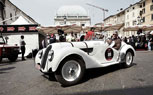 BMW Enters Two Designers And A Classic 328 In The 2011 Mille Miglia