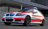 BMW Shows Off Several Emergency Vehicle Models Ahead of RETTmobil Expo