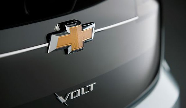 Chevrolet Volt Sales Limited For April