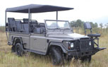 Land Rover Defender EV Built For Safari Driving