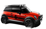 DSquared MINI 'Red Mudder' to be Auctioned Off at Life Ball