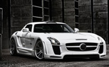 FAB Design Mercedes SLS 'Gullstream' Gets Custom Widebody and Plenty of Stance