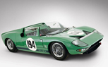 Rare Ford GT40 Prototype Expected to Fetch Over $3.6 Million at Auction