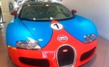 The World's Most Expensive Gulf-Themed Car: a Bugatti Veyron