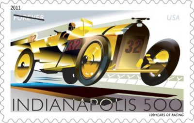 indy-500-centenary-commemorative-stamp