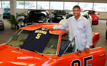 Former NBA Star Jalen Rose Selling an Original General Lee for Charity