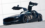 Kicherer Mercedes SLS 63 Supersport GT: Matte Black and Angry