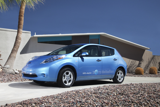 Nissan Leaf Outsells Chevrolet Volt In April