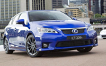 Lexus Planning CT300h, Compact Crossover, 7-Seat SUV and New Luxury Sedan