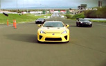 Lexus LFA Goes Sideways With Pro Drifter Behind the Wheel in New Promo Video