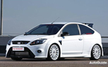 MR Car Design Ford Focus RS Takes the Hottest of Hatches to 355-hp