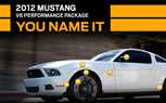 "Ford Names Mustang Package ""Mayhem"" Thanks to Facebook Fans"