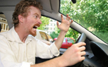 Study: In Traffic, Men More Stressed Than Women