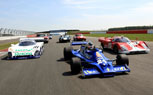2011 Silverstone Classic Revs Up