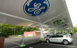 GE Introduces Solar Powered Carport To Electric Cars